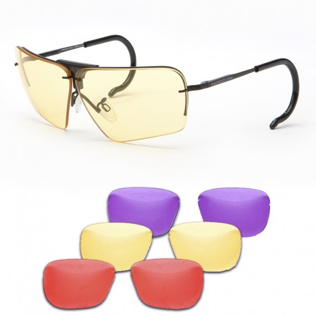 Pack Ranger Edge 69MM + 3 Lentes