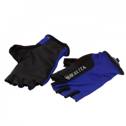 Guantes Sin Dedos Beretta Blue Total Eclipse